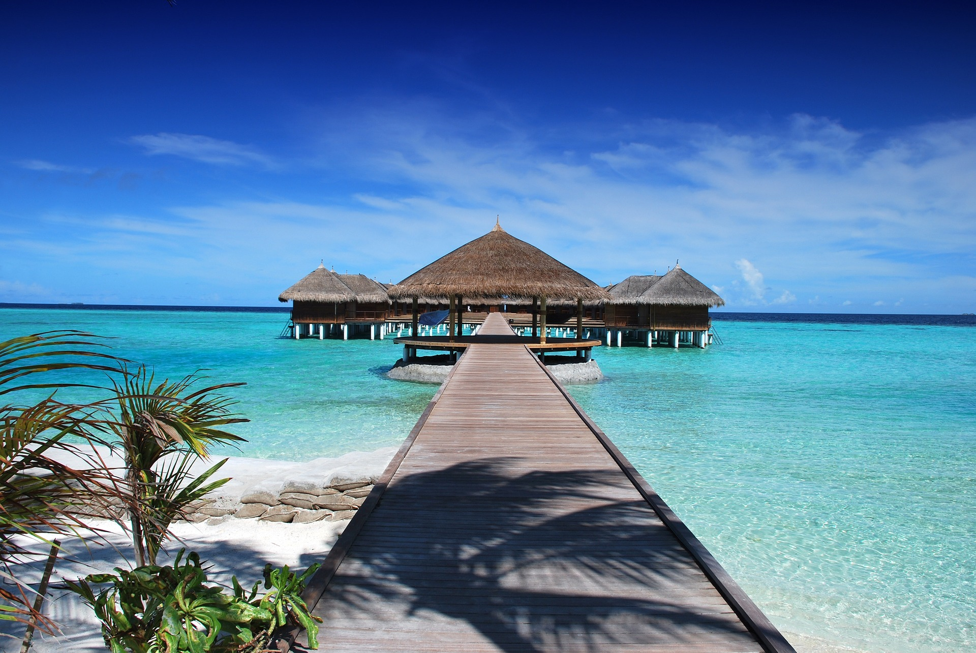 Anantara Kihavah Villas, The Maldives