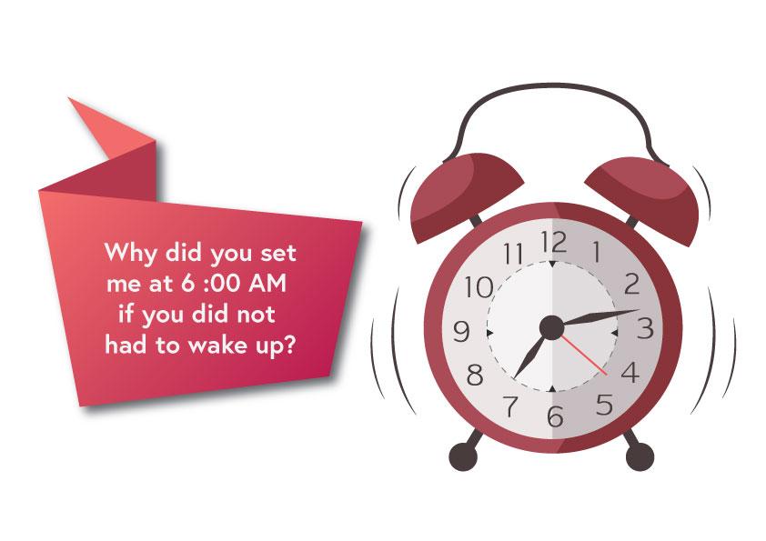 Alarm Clock Talk-3 - Debongo