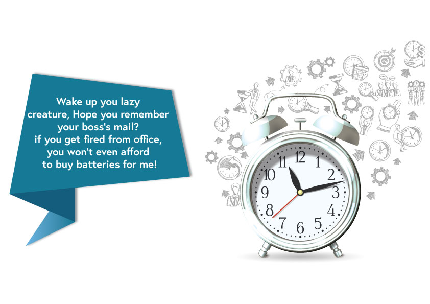 Alarm Clock Talk-6 - Debongo