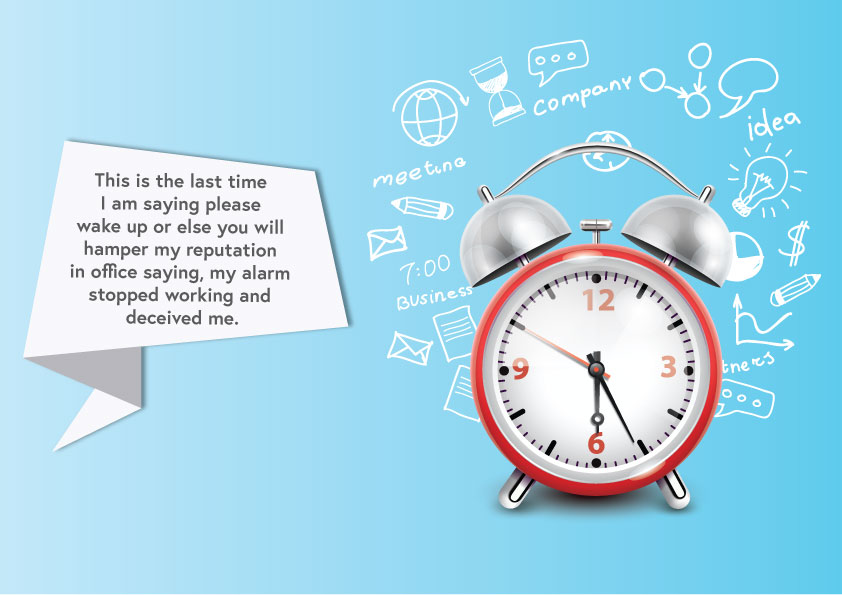 Alarm Clock Talk-5 - Debongo