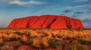 Finding a Tour in Uluru, NT, Australia