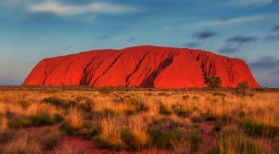 Finding a Tour in Uluru, NT, Australia