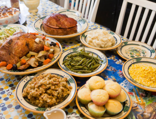 Ten Traditional Thanksgiving Recipes