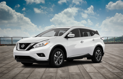 2018 Nissan Murano in Alvin at Reliance Nissan