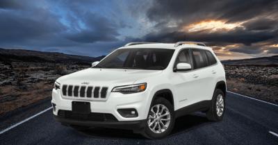 2020 Jeep Cherokee Debongo