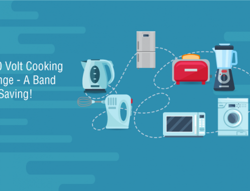 220 Volt Cooking Range – A Band of Saving!