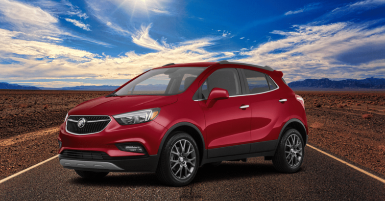 Reliance 2020 Buick Encore GX