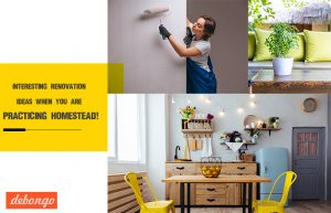 Renovation Ideas for Home by Debongo