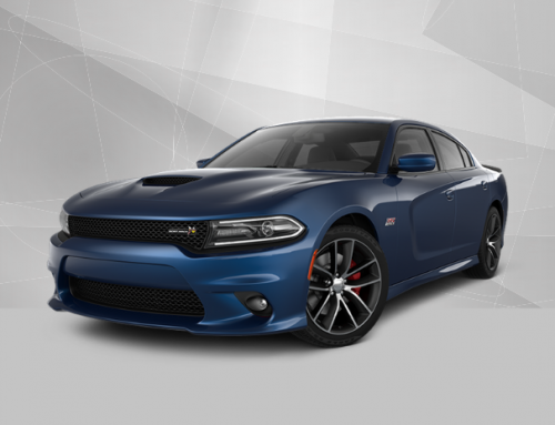 2018 Dodge Charger – Pack of Style and Power!