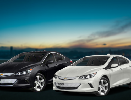 2019 Chevrolet Volt Overview