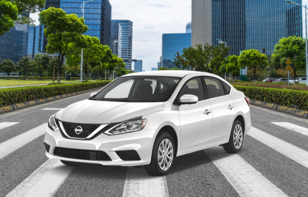 2020 Nissan Sentra at Reliance Nissan of Alvin, TX