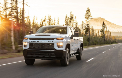 2020 Silverado Chassis Cab at Reliance Chevrolet Buick GMC
