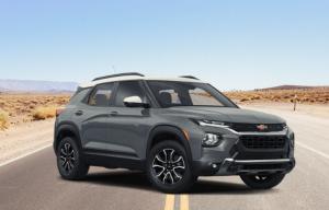 2021 Chevrolet Trailblazer at Westside Chevrolet