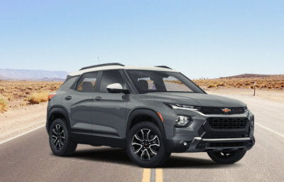 2021 Chevrolet Trailblazer at Westside Chevrolet