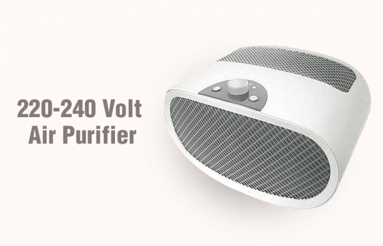 220 240 Volt Air Purifier at East West International