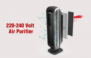220 - 240 Volt Air Purifier at East West International