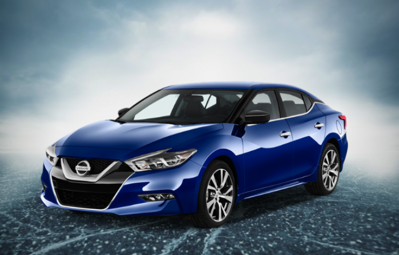 2018 Nissan Maxima at Reliance Nissan