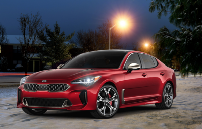 2020 Kia Stinger GT-Line at Westside Katy