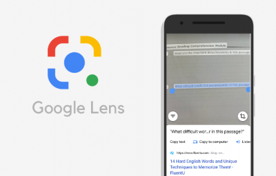 Google Lens Features by Debongo
