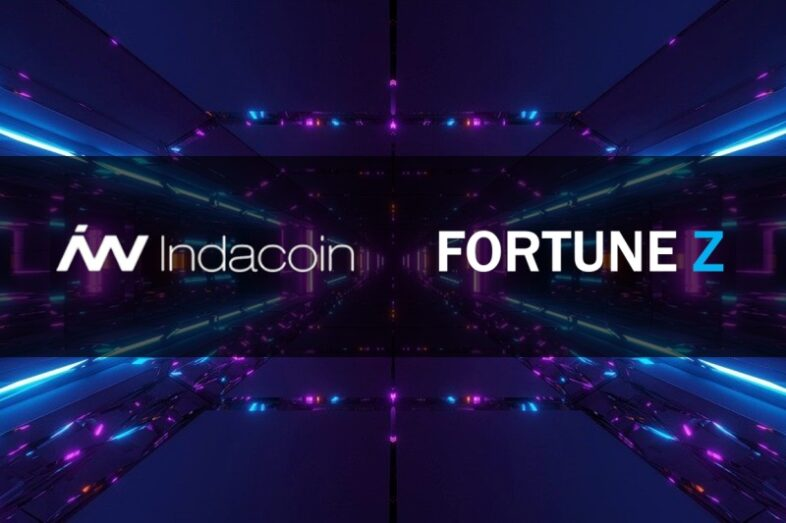 Indacoin-FortuneZ-partnership
