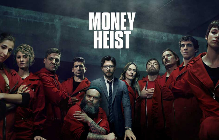 Money Heist Web Series - Debongo