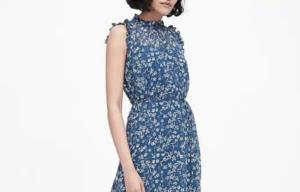 Ruffled-Dress - Debongo