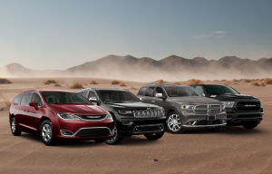Top 4 Models from Reliance Chrysler Dodge Jeep Ram of Texas