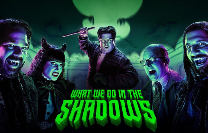 What do in the Shadows Web Series - Debongo