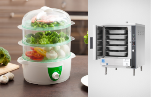 Food Steamer And Their Types - East West International