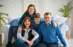 Take Photos of Your Family for Photoshoot