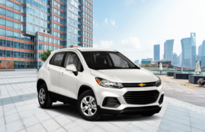 Westside Chevrolet - The Upcoming 2021 Chevrolet Trax Features