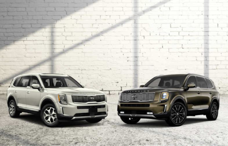 Westside Kia - Highlights of 2020 Kia Telluride LX vs S