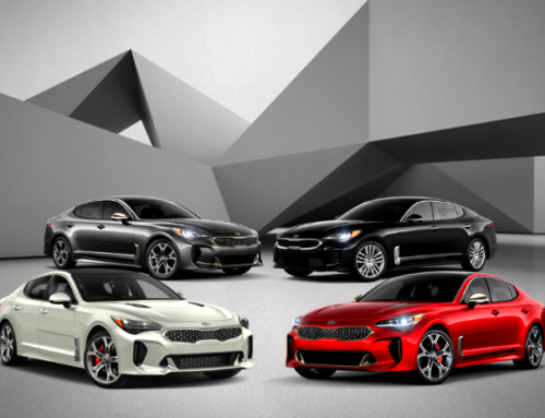 2020 Kia Stinger Trims in Details!