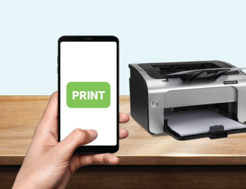 How to Wirelessly Print Directly from Android Phone and iPhone?