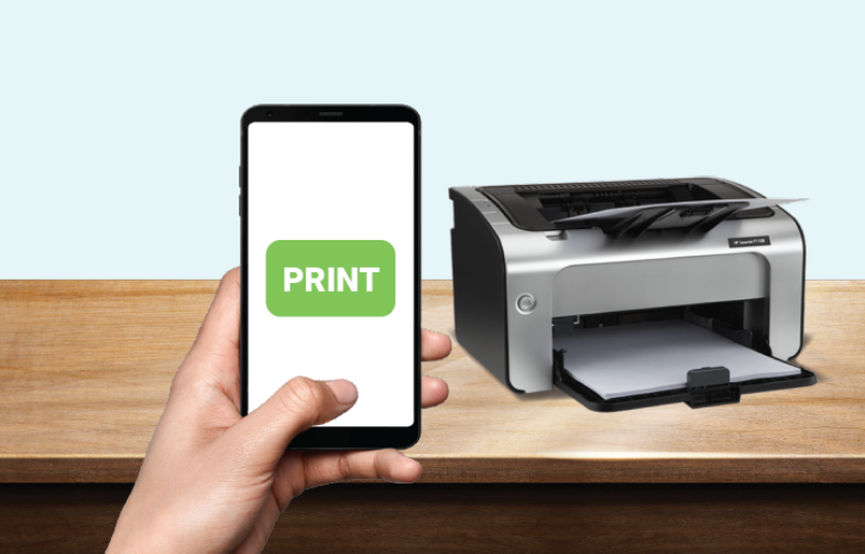 How to Wirelessly Print Directly from Android Phone and iPhone