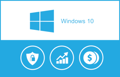 Windows 10's Top 3 Benefits - Debongo