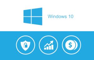 Windows 10's Top 3 Benefits
