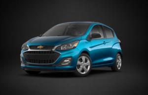 2020 Chevrolet Spark - Westside Chevrolet