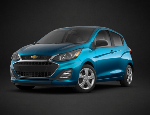 About 2020 Chevrolet Spark