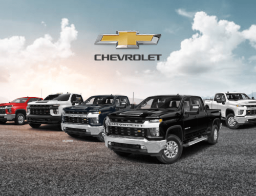 2020 Chevrolet Silverado 2500 Trims