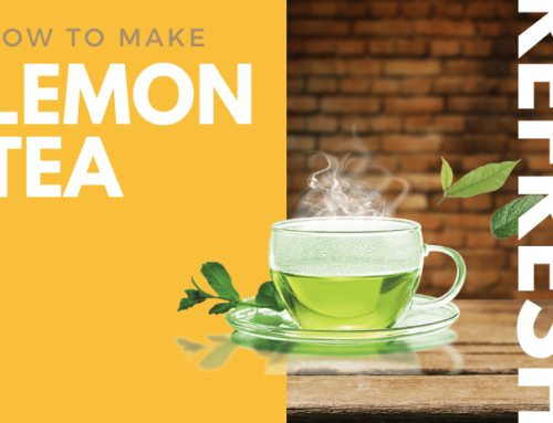 How to Make Lemon Tea