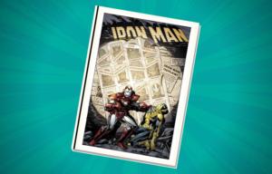 Iron Man- Armor Wars (1987)