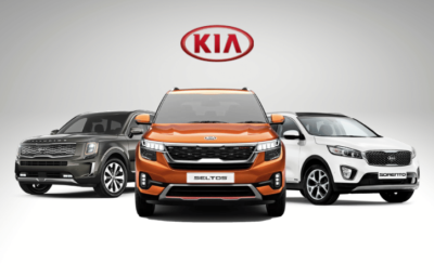 Top 3 SUV from Westside Kia