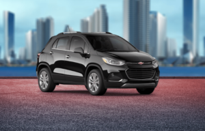 Westside Chevrolet Houston - 2020 Chevrolet Trax LT Trim and Its Key Features