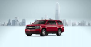 2020 Chevrolet Suburban Premier trim features by Westside Chevrolet