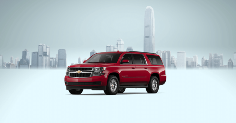 2020 Chevrolet Suburban Premier trim features by Westside Chevrolet