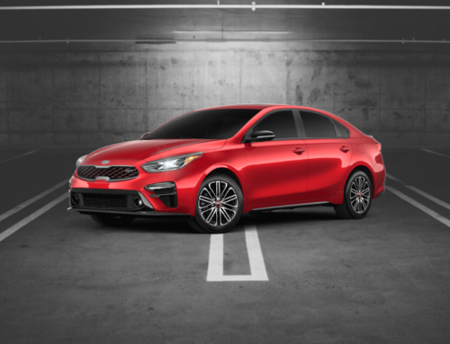 All About the 2021 Kia Forte LXS
