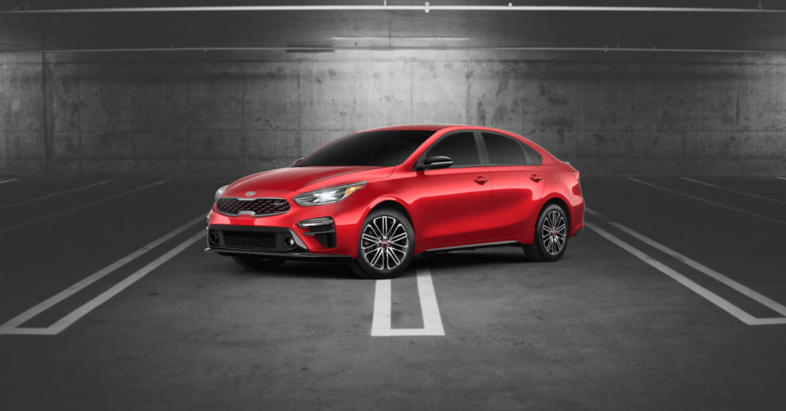 All About the 2021 Kia Forte LXS - Westside Kia