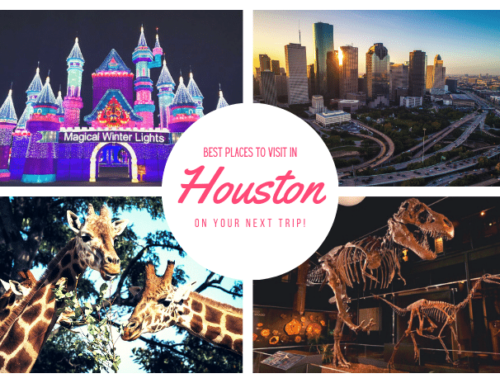 Best Places to Visit in Houston on Your Next Trip!