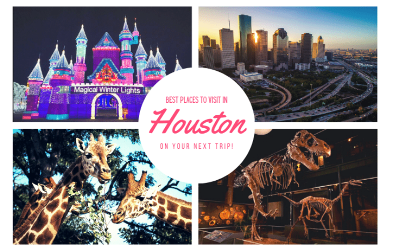 Debongo - Best Places to Visit in Houston on Your Next Trip